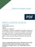 Psicoanálisis clínico de Jacques Lacan