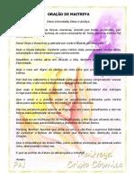 ORAÇÃO DE MAITREYA (2)