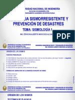 INGENIERIA SISMORRESISTENTE_Tema 01_Sismología_v1