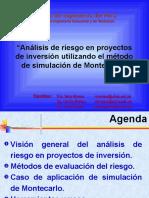 ANALISIS DE INVERSION_SIMULACION DE MONTECARLO