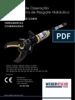 Manual em Português Ferramentas de Corte e Combinadas Weber RSX200-107