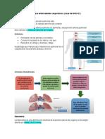Fisiopatologías enfermedades respiratorias (clase de 09-03-21)