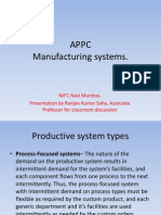 APPC manufacturing process