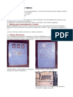 Diseño y fabricación de Tableros