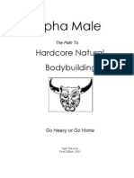 Sam Delucia - Alpha Male - The Path to Hardcore Bodybuilding