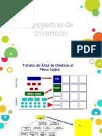 5. Proyectos inversión