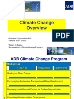 ADB General - 1 Climate Change