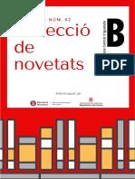 Guia de novetats - abril 2021 / Sant Jordi