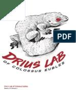 Guia-De-genética Drius Lab of Colossus Eubles