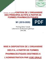 m.a.d.voie Orale m1