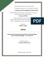 mémoire SONATRACH(1) (1)