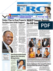 Baltimore Afro-American Newspaper, March 12, 2011