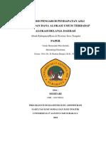 METODOLOGI PENELITIAN  (Dosen Prof Burhan)