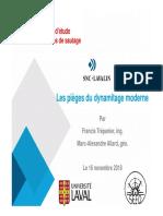 11 Les Pièges Du Dynamitage Moderne M. a. Allard Et F. Trépanier