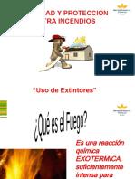 Técnicas de Evacuación