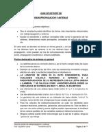 Apuntes de Radiopropagacion y Antenas