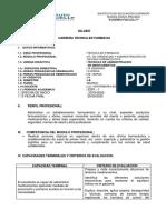 SILABO TECNICAS DE ADMINISTRACION