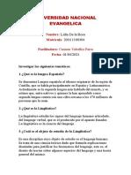 Sobre Lengua Española