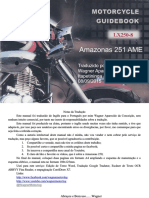 Manual Amazonas 250 AME - Portugues BR