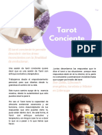 Guía Tarot Consciente