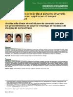 Alva et al 2010 - Nonlinear analysis of reinforced concrete structures in design procedures - Application of lumped dissipation models
