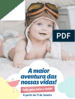 Tudo Para Maes e Bebes a Partir de 11-01-07