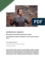 Una entrevista con Héctor Aristizabal (1)