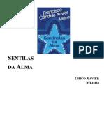 Chico Xavier - Livro 209 - Ano 1982 - Sentinelas Da Alma