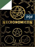 Necronomicon - O Livro Dos Mortos
