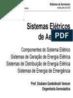 06R - Sistemas Elétricos de Aeronaves