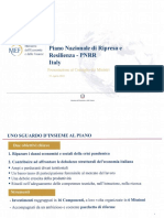 Presentazione PNRR