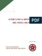 acerca-de-la-historia-del-wing-chun