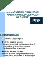 Perancangan Organisasi