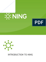 Introduction to Ning