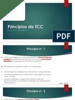Principios da TCC