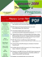 DPP Newsletter Jan2009