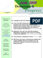 DPP Newsletter June2009