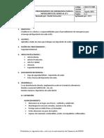 5. PROCEDIMIENTO DE HIPOCLORITO DE SODIO Rev 1. MHM ok