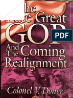 Late Great GOP and the Coming Realignment