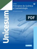 Livro principios de quimica e cosmetologia