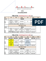 Planning L2 IRT-Avedji,29 Mars au 03 Avril 2021