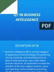 QT and Business inteligence(adil uchila)