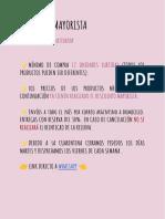 CATÁLOGO MAYORISTA