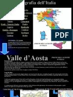 Geografia Dell'Italia (PPT 2007)
