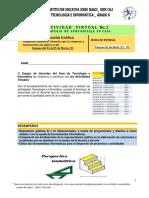 Activiad Virtual Periodo I_Grado 8 (Representacion Grafica_ Trazo y Perspectiva) 05-03-21