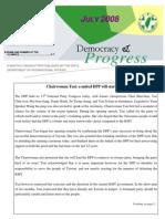 DPP Newsletter July2008