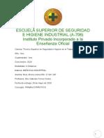 TRABAJO PRACTICO - MEDICINA INDUSTRIAL - MORA LORENA RUIZ