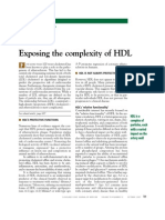 Exposing the Complexities of HDL