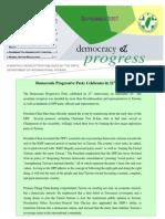 DPP Newsletter Sept2007