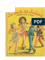Langue Française Lecture La ronde des quatre saisons